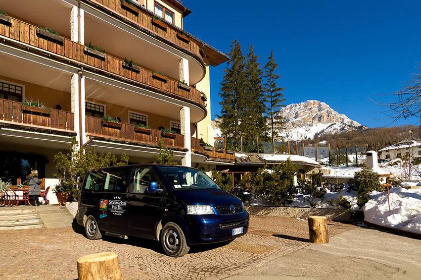 Hotel cortina boutique hotel villa blu cortina official site hotel with restaurant cortina - Cortina boutique ...