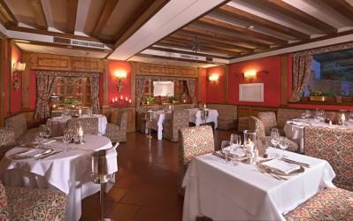 "Reopens Restaurant ""Chalet Amadeus """